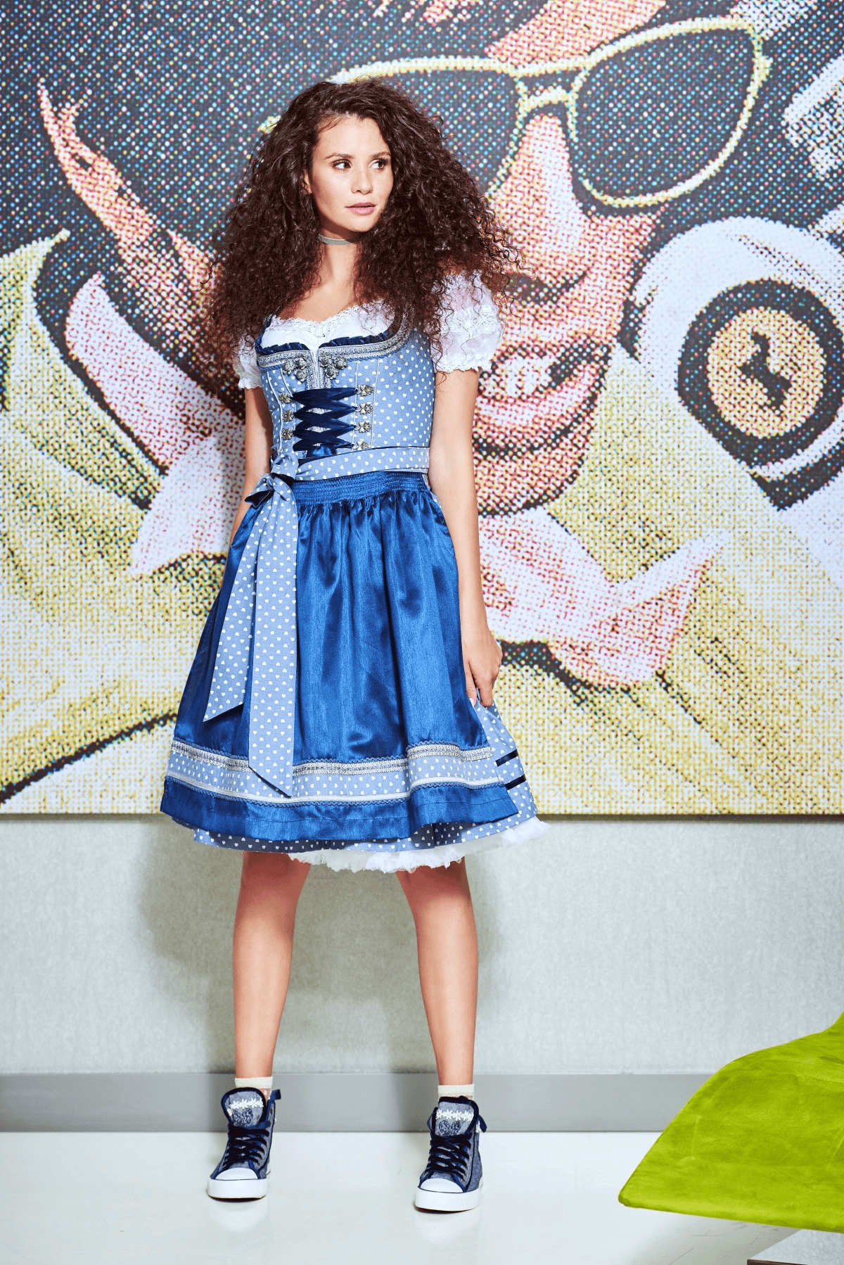 Dirndl Sweetheart by Betty Taube-30